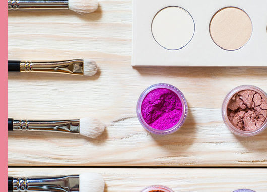 Maquillaje en tres minutos