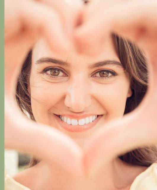 Hábitos saludables para ojos sensibles