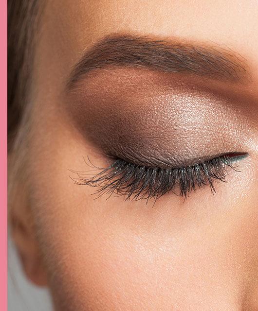 Cómo maquillarse los ojos según la forma