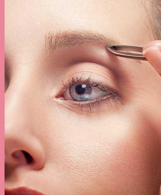 Unas cejas bien arregladas y depiladas pueden cambiar totalmente la expresión del rostro. Descubre cómo hacerlo bien según la forma de tu rostro.
