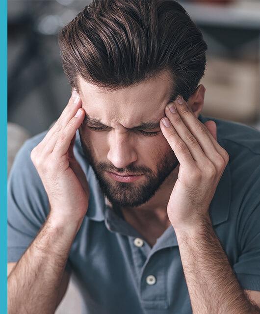 La migraña ocular es un tipo de cefalea con aura que tiene como síntomas más habituales alteraciones en la visión.