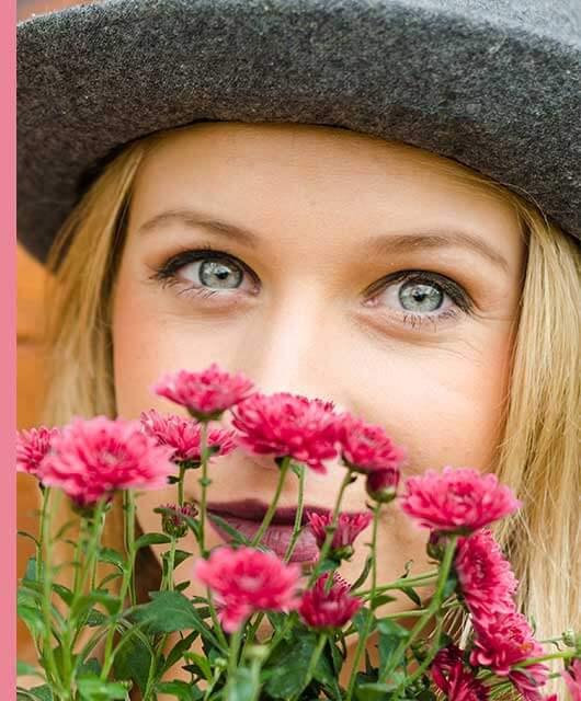 ¡Si tienes la suerte de que tus ojos sean azules, en el siguiente post aprenderás cómo maquillarlos para sacarles el mayor provecho y resaltar tu mirada!