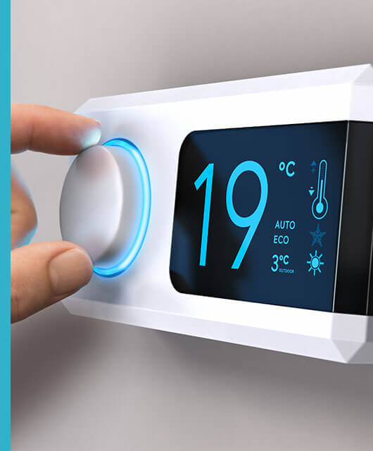 El uso del aire acondicionado puede ocasionar diversas molestias en los ojos.