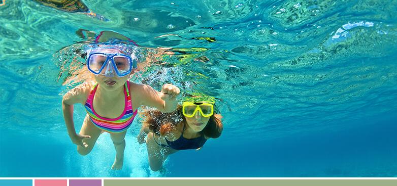 Cómo aliviar el dolor de los ojos después de nadar