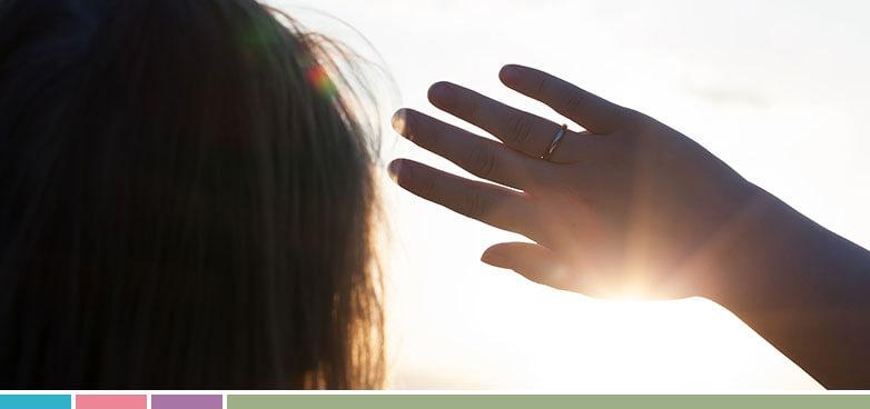Evitar la sensibilidad a la luz