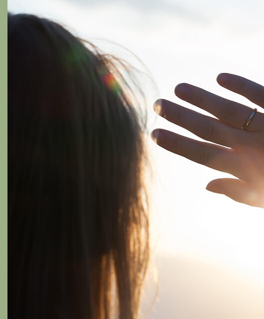 ¿Cómo evitar la sensibiliad a la luz?