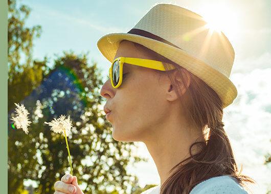 Consejos para evitar la alergia ocular