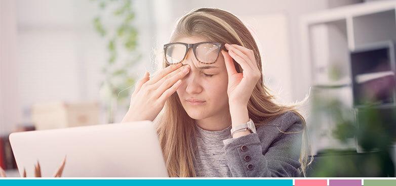 Principales causas de la irritación de los ojos