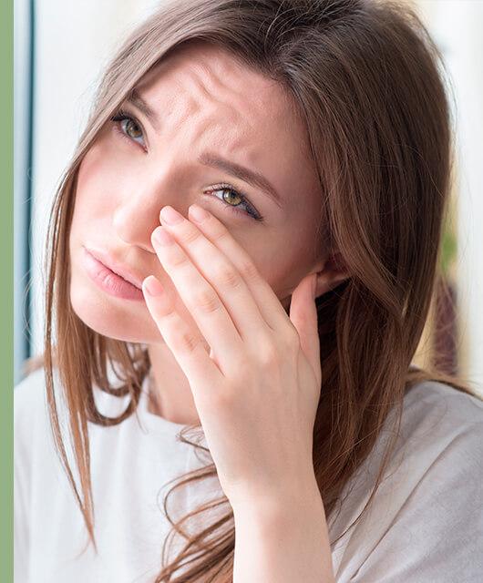 Causas de los tics nerviosos en los ojos
