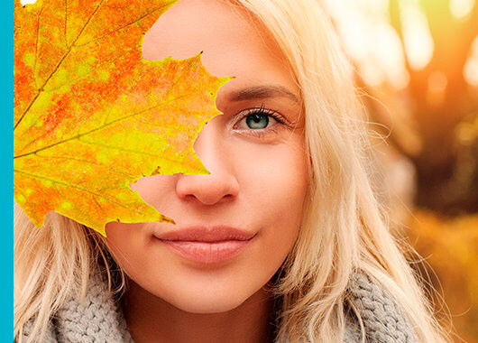 En otoño también protege tus ojos