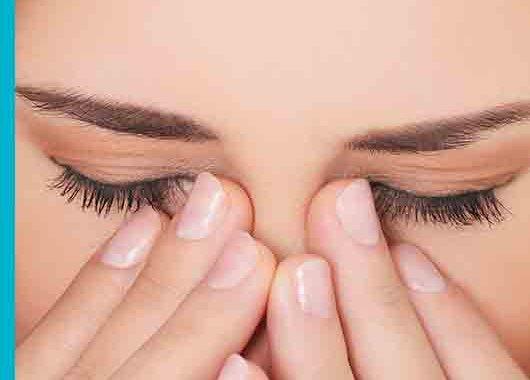Cómo saber si tengo los ojos sensibles